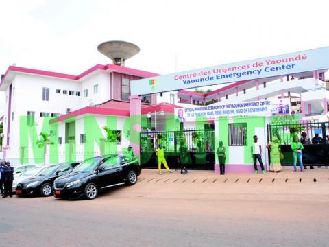Centre des Urgences de Yaoundé (CURY)