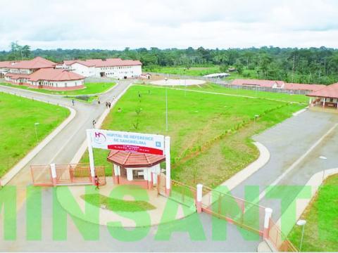 vue aérienne de l'Hôpital de Référence de Sangmélima.jpg